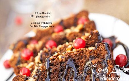 Рецепт Венецианский шоколадный кекс