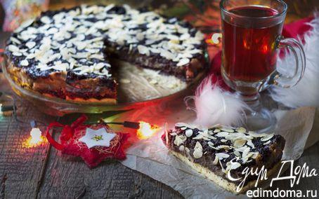 Рецепт Маково-яблочный торт