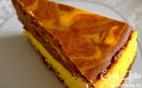 Рецепт Витой сырный торт из Монтаны