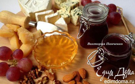 Рецепт Глинтвейн-желе