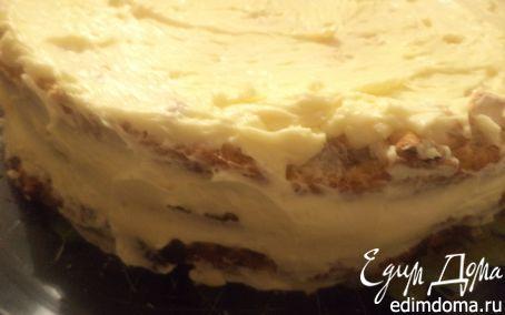 Рецепт Очень вкусный торт на День Рождения