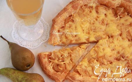 Рецепт Болгарский пирог с грушами