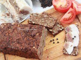 Датский ржаной хлеб