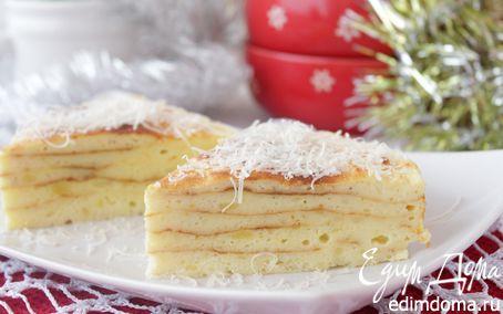 Рецепт Картофельный баумкухен в аэрогриле