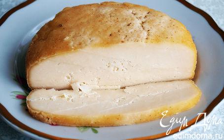 Рецепт Сыр твердый домашнего приготовления