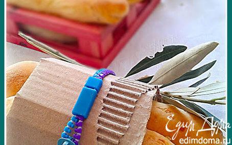 Рецепт Невероятно вкусные хлебные палочки с сыром