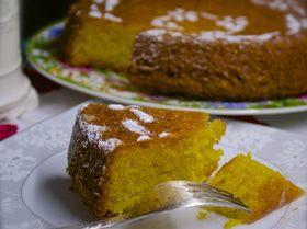 "Торт ""Белый Капрезе"""