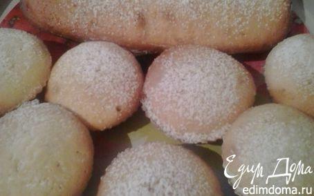 Рецепт Мандариновые кексы