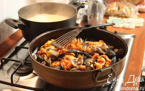 Рецепт Паста маринара