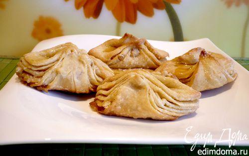 Рецепт Адыгейские пирожки «Гуубат», или «Сомневаюсь значит существую»