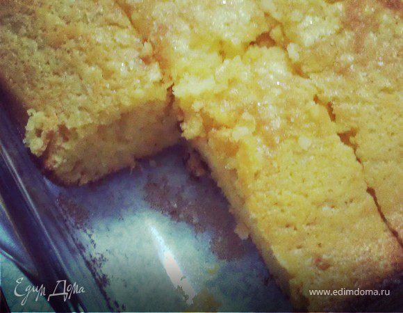 Кукурузный хлеб (Corn bread)