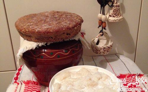 Рецепт Локшины (старинное белорусское блюдо из крахмальных блинчиков)