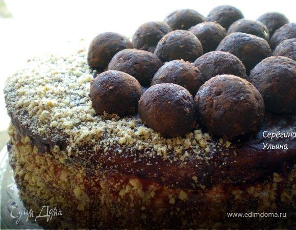 Нежный торт к 8-му марта