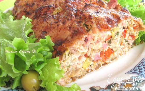 Рецепт Курица по-итальянски