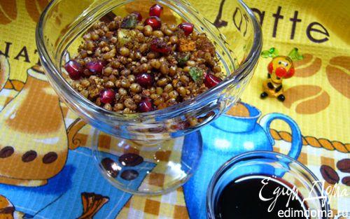 Рецепт Зерна пшеницы в сиропе