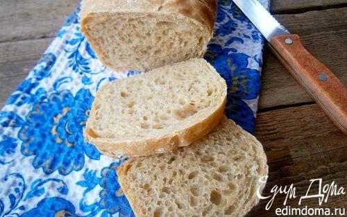 Рецепт Деревенский хлеб из смешанной муки
