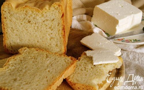 """Рецепт – Белый хлеб """"Горный"""" (Pane di montagna) в хлебопечке"""