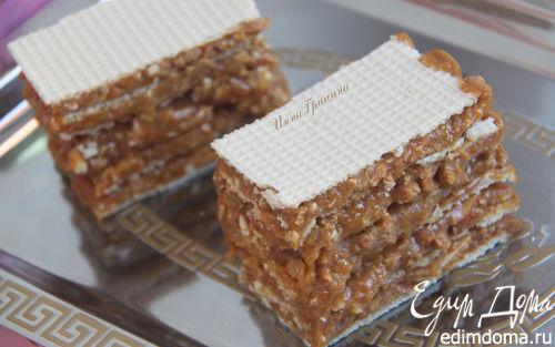 Рецепт Восточная нуга с орехами