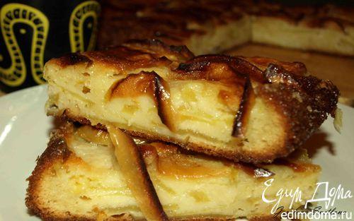 Рецепт Яблочный пирог от сестер Симили