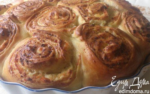 Рецепт Месеница - болгарский пирог с брынзой