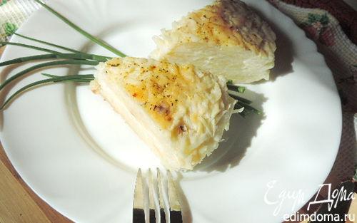 Рецепт Картофельная запеканка с сыром в мультиварке