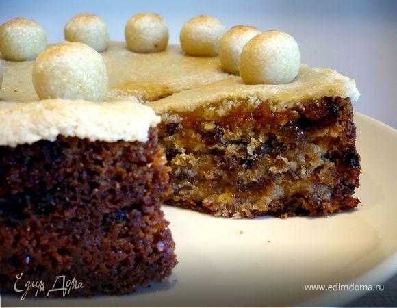 Английский пасхальный пирог «А он мне нравится, нравится, нравится...»