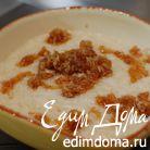 Рисовая каша с шоколадом и кокосовой карамелью