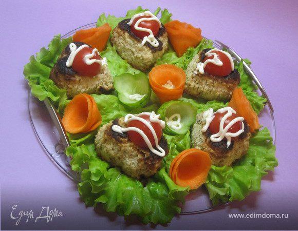 Суфле рыбное с капустой