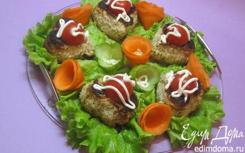 Рецепт Суфле рыбное с капустой