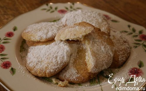 Рецепт Лимонное печенье с кориандром