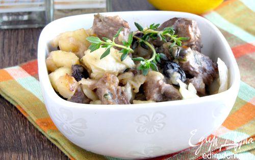 Рецепт Баранина по-сицилийски
