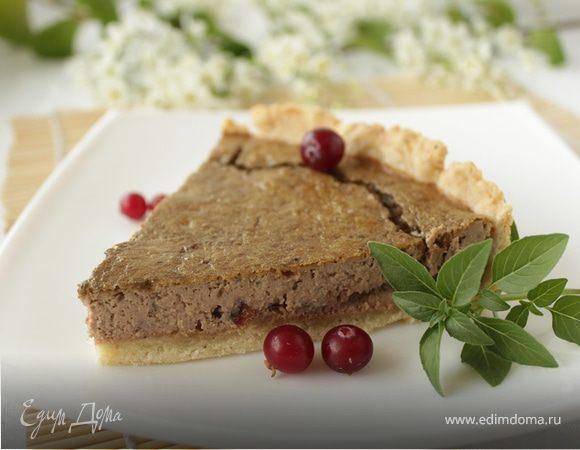 Пирог с брусникой из слоеного теста рецепт с пошаговым 12