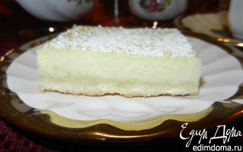 Рецепт Лимонные кусочки (Lemon Bars)