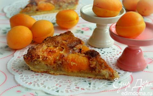 Рецепт Тарт с абрикосовым фражипаном (для Хильды)