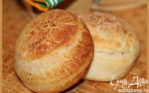 Рецепт Постные слоеные булочки