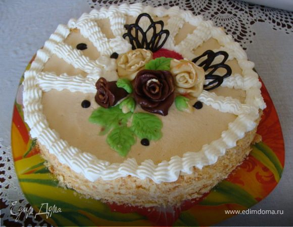 "Торт ""Сливочный пломбир"""