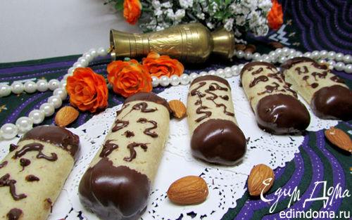 Рецепт Алжирское миндальное печенье
