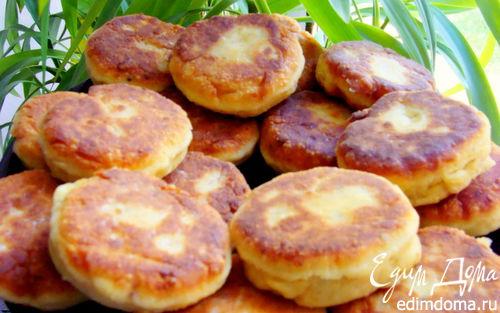 Рецепт Сырники из домашнего сыра