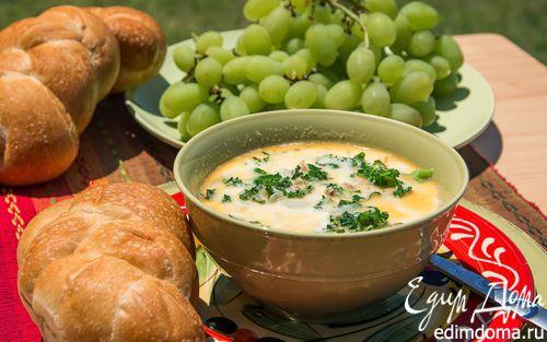 Рецепт Тосканский суп (Zuppa toscana)