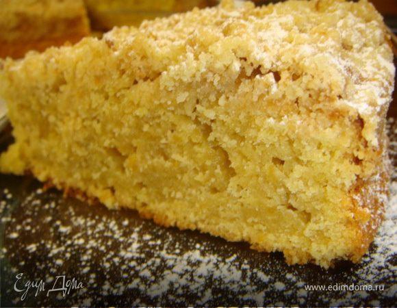 Пирог из сливового пюре