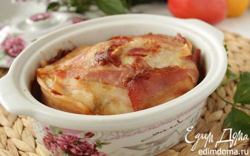 Рецепт Террин с вялеными помидорами