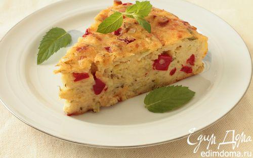 Рецепт Пататник (Болгарский картофельный пирог)