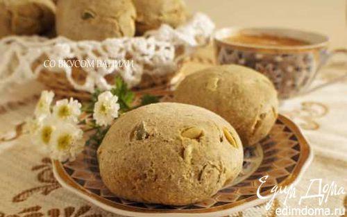 Рецепт Булочки бездрожжевые с тыквенными семечками
