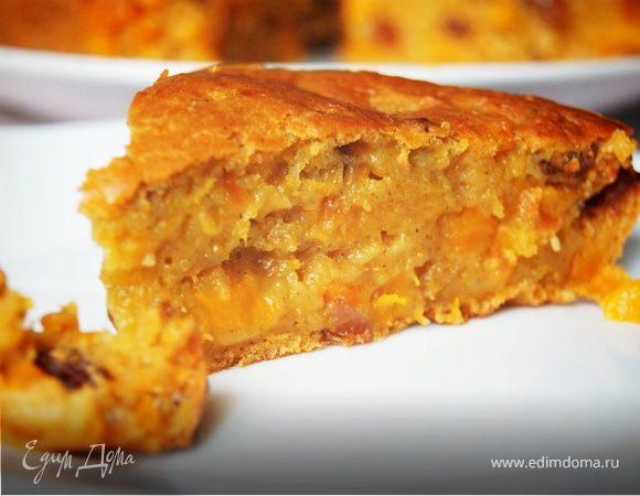Греческий тыквенный пирог