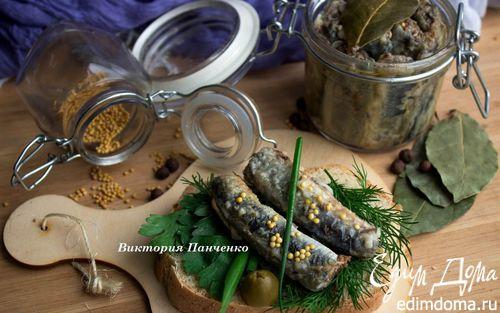 Рецепт Жареная минога в маринаде