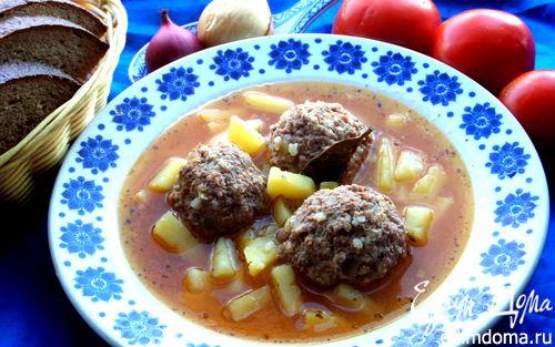 Рецепт Армянский суп Кололак