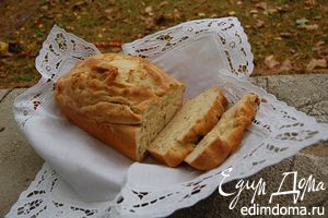 Хлеб с розмарином и имбирем