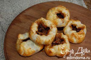 Пирожки с изюмом