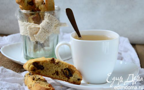 Рецепт Бискотти с грецким орехом