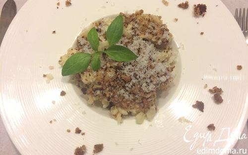 Рецепт Ленивая американская паста с трюфелем